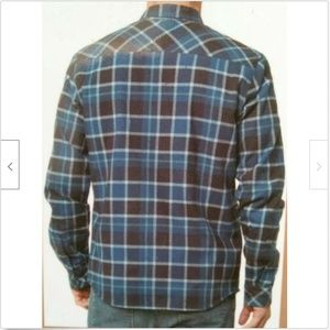 VOYAGER Shirts - Voyager Flannel Shirt Thermal Lined Plaid Shirt Mo